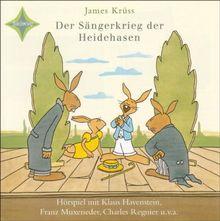 Der Sängerkrieg der Heidehasen: 1 CD, 33 Minuten