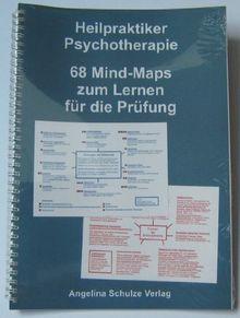 Heilpraktiker Psychotherapie. 68 Mind-Maps zum Lernen für die Prüfung