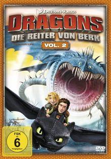 Dragons - Die Reiter von Berk, Vol. 2