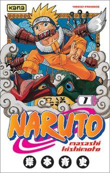 Naruto, Tome 1 :