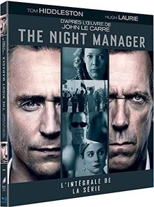 Coffret intégrale the night manager, 6 épisodes [Blu-ray] [FR Import]