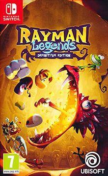Rayman Legends: Definitive Edition NSW [