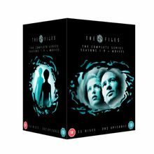 The X Files - Complete Season 1-9 (55 DVDs) [UK-Import]
