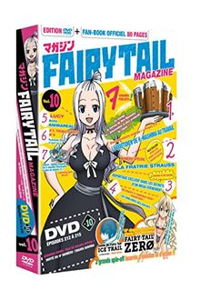 Fairy tail magazine, vol. 10