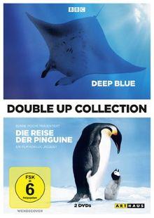 Deep Blue / Die Reise der Pinguine (Double Up Collection, 2 Discs)