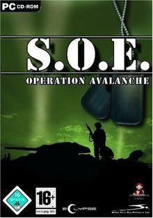 SOE: Operation Avalanche