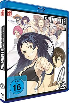 Shimoneta - Vol.4 [Blu-ray]