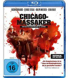 Chicago Massaker - Der blutige Aufstieg des Al Capone [Blu-ray]