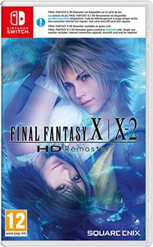 SWITCH - Final Fantasy X/X-2 HD Remaster (1 GAMES)