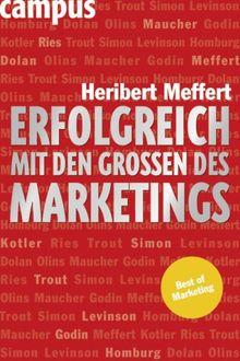 Erfolgreich mit den Großen des Marketings