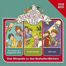 Schule der Magischen Tiere Hörspielbox Vol.1
