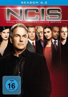 NCIS - Season 6, 2.Teil [3 DVDs]