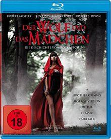 Der Wolf und das Mädchen - Die Geschichte vom Rotkäppchen [Blu-ray]