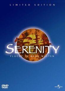 Serenity - Flucht in neue Welten (Limited Edition) [2 DVDs]