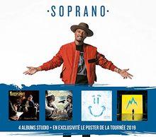 Soprano - Coffret 4 Cd 2019