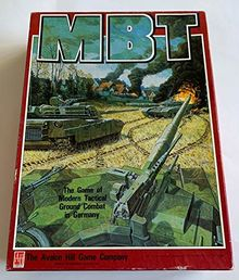 Mbt (Ah Adult Strategy Game, Game No. 882)