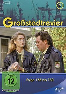 Großstadtrevier - Box 9 (Folge 138-150) [4 DVDs]