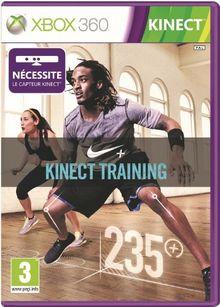 Third Party - Nike + Kinect Training Neuf [Xbox360] - 0885370483130