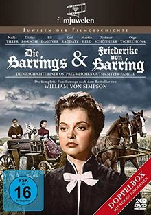 Die Barrings & Friederike von Barring - Die komplette Familiensaga [2 DVDs]