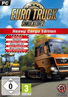 Euro Truck Simulator 2: Heavy Cargo Edition