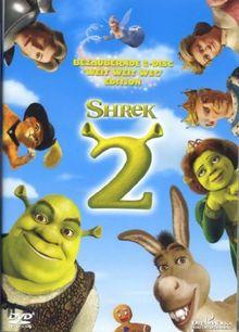 """Shrek 2 - Bezaubernde 2-Disc """"Weit Weit Weg"""" Edition [2 DVDs]"""