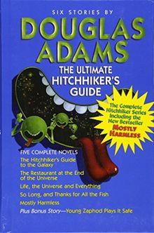 Ultimate Hitchhiker's Guide to the Galaxy-EXPT-International
