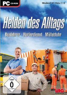 Helden des Alltags 1 (Bus/Müll/Kurier) - [PC]