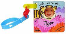 Mein Buggy-Buch, Hallo, ich bin ein Tiger