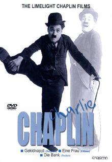 Charlie Chaplin - Gekidnappt/Eine Frau/Die Bank
