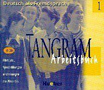 Tangram - Zweibändige Ausgabe. Deutsch als Fremdsprache: Tangram, neue Rechtschreibung, 2 Bde., 4 Audio-CDs zum Arbeitsbuch