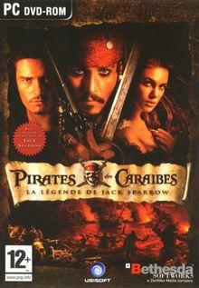 Pirates des Caraïbes 2 : La légende de Jack Sparrow [FR Import]
