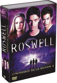 Roswell : Intégrale Saison 3 - Coffret 5 DVD [FR Import]