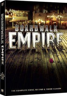 Boardwalk Empire - Season 1-3 [15 DVDs] [UK-Import]
