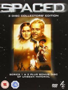 Spaced - Definitive Edition [3 DVDs] [UK Import]