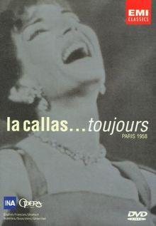 Maria Callas - La Callas . . . Toujours - Paris 1958