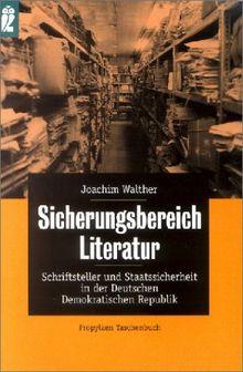 Sicherungsbereich Literatur