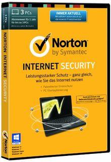 Norton Internet Security 2014 - 3 PCs (DVD-Box)
