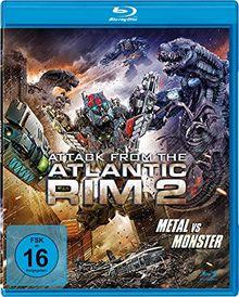 Attack from the Atlantic Rim 2 - Metal vs. Monster [Blu-ray]