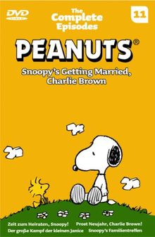 Die Peanuts Vol. 11 - Snoopy's Getting Married, Charlie Brown