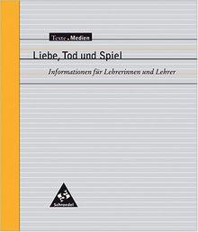 Liebe, Tod und Spiel - Ausgewählte Erzählungen von Nadja Einzmann, Judith Hermann und Maike Wetzel