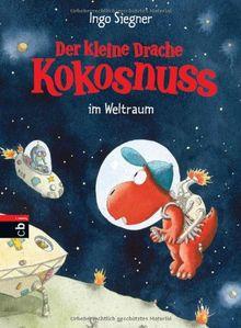 Der kleine Drache Kokosnuss im Weltraum: Band 17