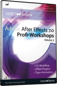 Adobe After Effects 7.0 - Profi Workshops 2