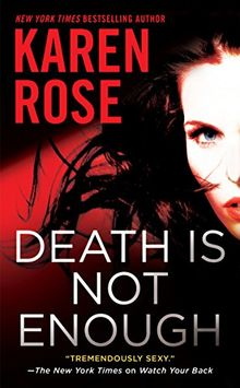 Death Is Not Enough (The Baltimore Series, Band 6)