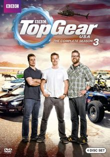 Top Gear: The Complete Third Season (4pc) / (Box) [DVD] [Region 1] [NTSC] [US Import]