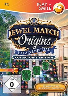 Jewel Match: Origins - Collector's Edition [
