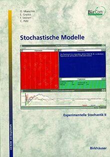 Statistik und Experimentelle Stochastik: CD-ROM (12 cm), Stochastische Modelle, 1 CD-ROM m. 2 Begleitheften: Stochastische Modelle (Windows-Version)
