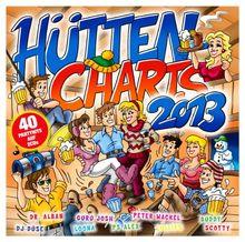 Hütten Charts 2013