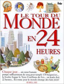 LE TOUR DU MONDE EN 24 HEURES (Jeunesse Airel)