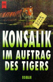 Heyne Großdruck, Nr.26, Im Auftrag des Tigers