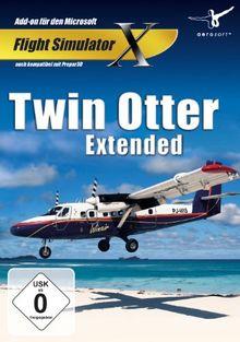 Flight Simulator X - Twin Otter Extended (Add - On) - [PC]